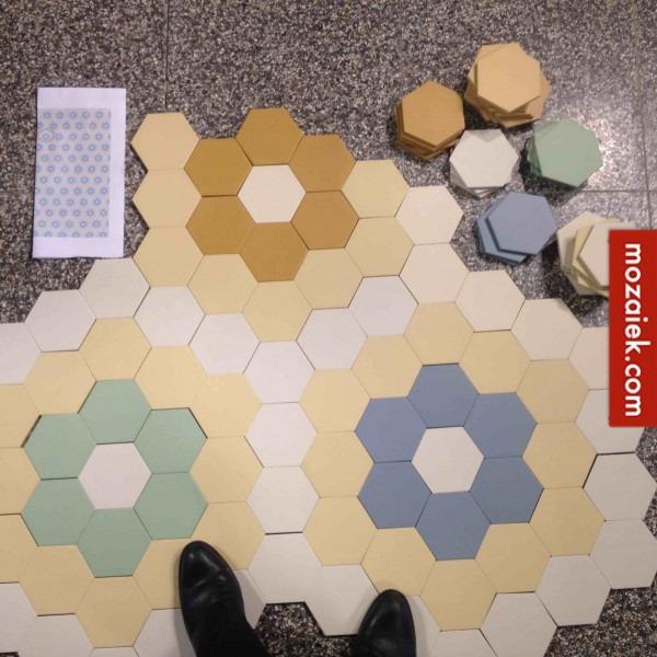 hexagontegels