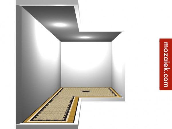Ontwerp voor huis in bilthoven art deco vloertegels tegels anno
