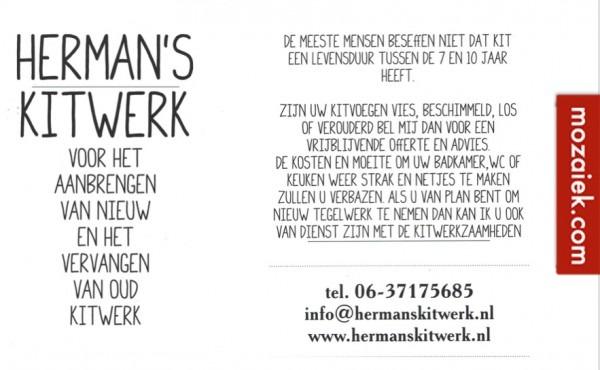 hermanskitwerk.nl - tegels voor herenhuizen & jaren 30 woningen
