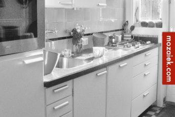 Zomer In Keuken : Groene zomer bos salade witte houten bord bordo keuken muur
