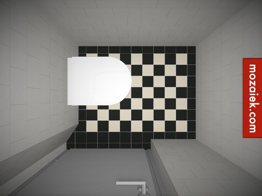 Zwart Witte Tegels : Vloertegels en holplinten jaren stijl tegels anno