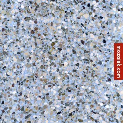blauwe granito vloertegel sfeermaker voor de badkamer | 3 weken ...