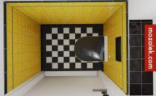 Gouden Mozaiek Tegels : Niet minder maar meer iets om over na te denken tegels anno