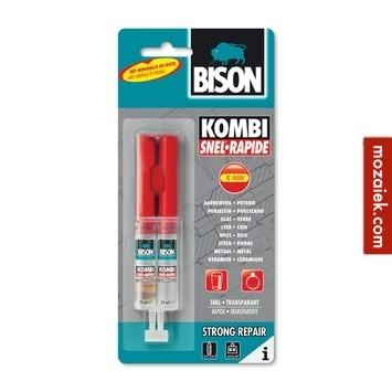 Bison 2 componentenlijm Gamma